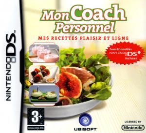 Mon Coach Personnel : Mes Recettes Plaisir et Ligne sur DS