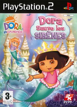Dora Sauve les Sirènes sur PS2