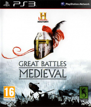 History : Great Battles Medieval sur PS3
