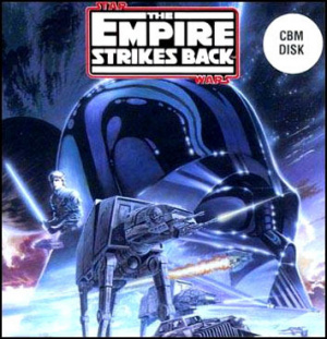 Star Wars : The Empire Strikes Back sur C64