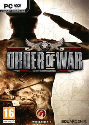 Order of War sur PC