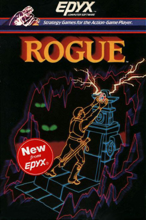 Rogue : The Adventure Game sur PC