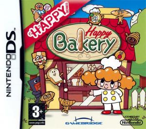 Happy Bakery sur DS
