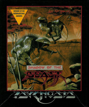 Shadow of the Beast sur ST