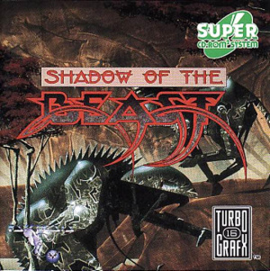 Shadow of the Beast sur PC ENG