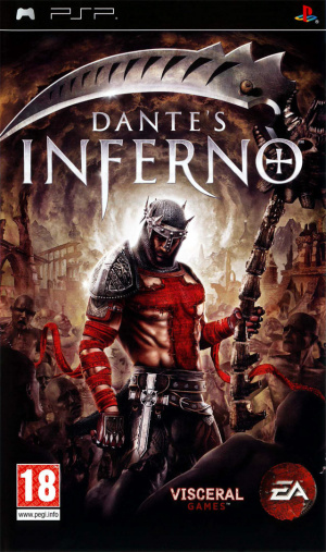 Dante's Inferno sur PSP