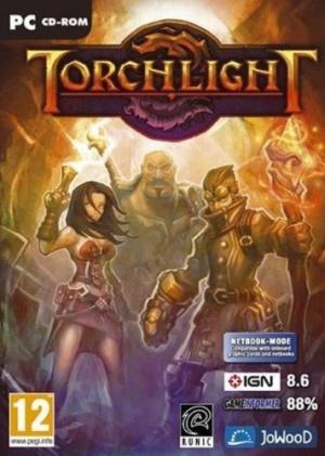 Torchlight sur PC