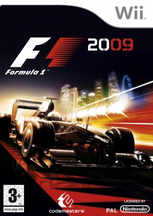 F1 2009 sur Wii