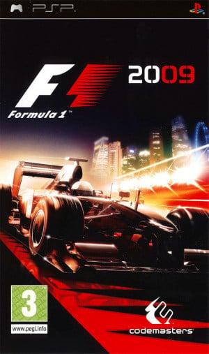 F1 2009 sur PSP