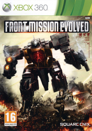 Front Mission Evolved sur 360