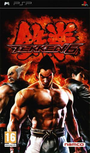 Tekken 6 sur PSP