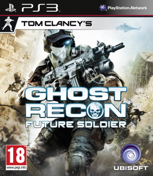 Ghost Recon : Future Soldier sur PS3