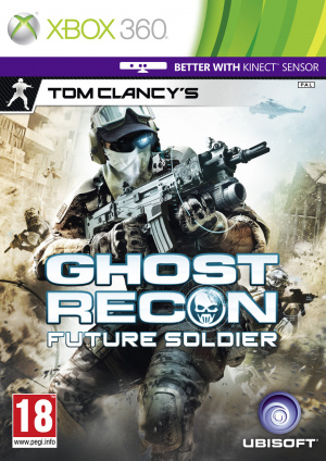 Ghost Recon : Future Soldier sur 360