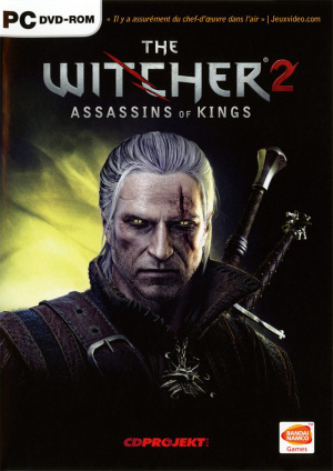 The Witcher 2 : Assassins of Kings sur PC
