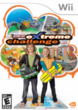 Family Trainer : Extreme Challenge