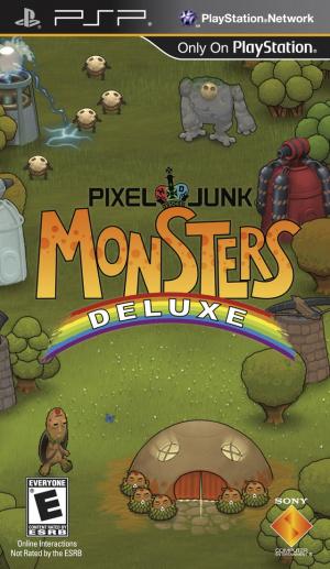 PixelJunk Monsters Deluxe sur PSP
