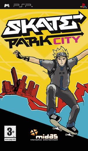 Skate Park City sur PSP