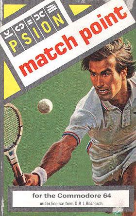 Balle de Match sur C64