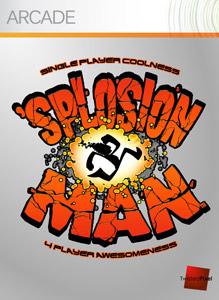 'Splosion Man sur 360