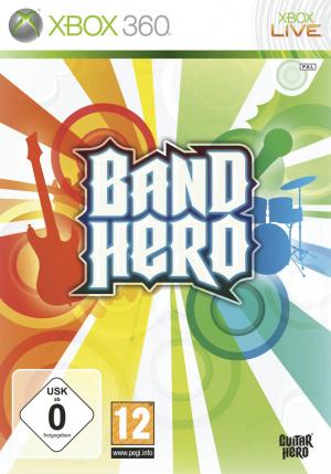 Band Hero sur 360
