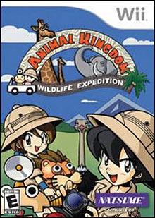 Animal Kingdom : Wildlife Expedition sur Wii