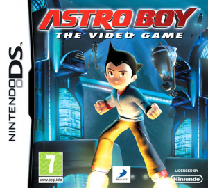 Astro Boy : The Video Game sur DS