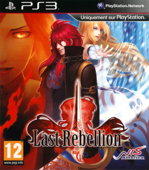 Last Rebellion sur PS3