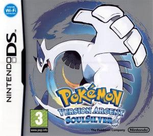 Pokémon Version Argent : SoulSilver sur DS