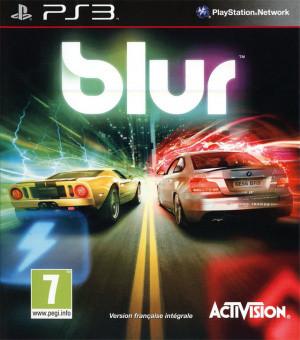 Blur sur PS3