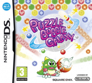 Puzzle Bobble Galaxy sur DS