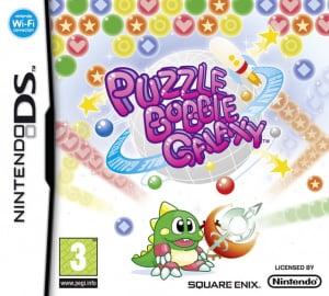 Puzzle Bobble Galaxy sur DS