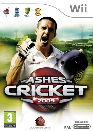 Ashes Cricket 2009 sur Wii