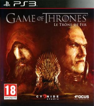 Game of Thrones : Le Trône de Fer sur PS3
