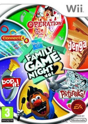Hasbro : Best of des Jeux en Famille 2 sur Wii