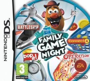 Hasbro : Best of des Jeux en Famille sur DS