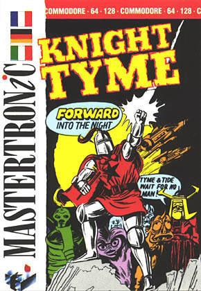 Knight Tyme sur C64