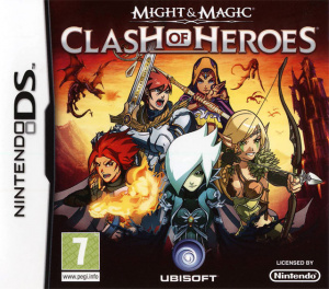 Might & Magic : Clash of Heroes sur DS