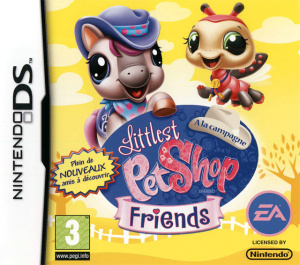 Littlest Pet Shop Friends : A la Campagne sur DS