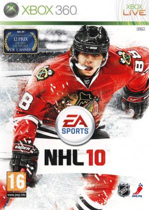 NHL 10 sur 360