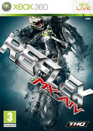 MX vs ATV Reflex sur 360