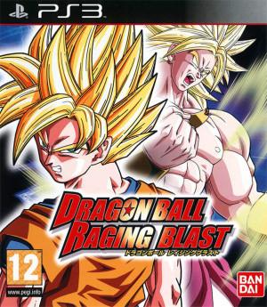 Dragon Ball Raging Blast sur PS3