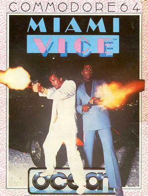 Miami Vice sur C64