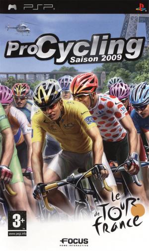 Pro Cycling Saison 2009 sur PSP