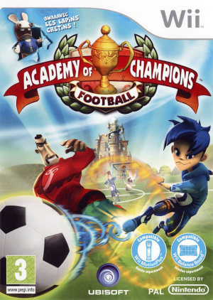 Academy of Champions Football sur Wii