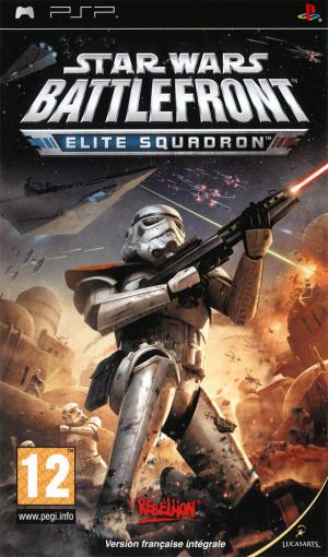 Star Wars Battlefront : Elite Squadron sur PSP