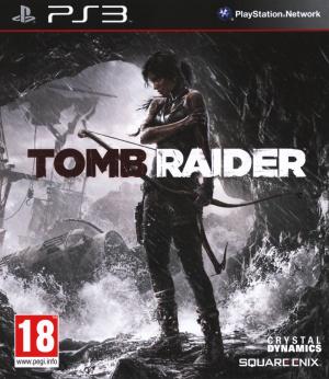 Une jaquette pour Tomb Raider