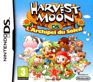 Harvest Moon DS : L'Archipel du Soleil