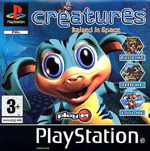 Creatures Raised In Space sur PS1