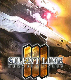 Armored Core : Silent Line Portable sur PSP