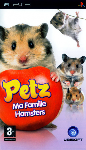 Petz : Ma Famille Hamsters sur PSP